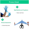 Durable Nitrile Disposable Latex Gloves