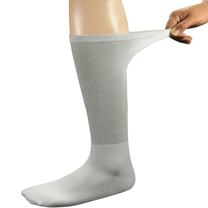 Luxurious Bamboo Over The Calf Therapy Socks