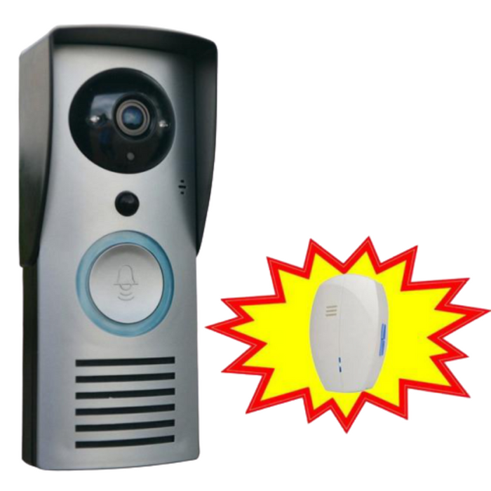 Motion Sensor Night Vision Doorbell