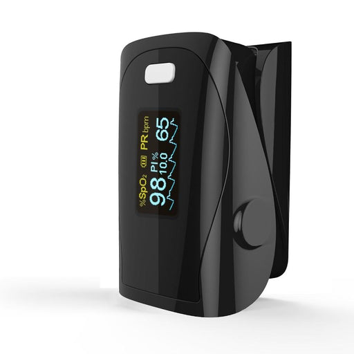 Blood Pressure Monitors - LED Display Easy To Use Pulse Oximeter