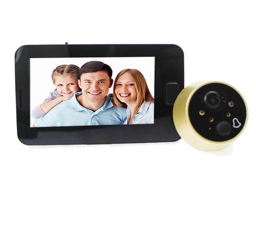 Doorbell - LED Electronic Video Camera Doorbell