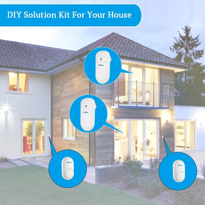 Doorbell - Smart Home Wireless Doorbell