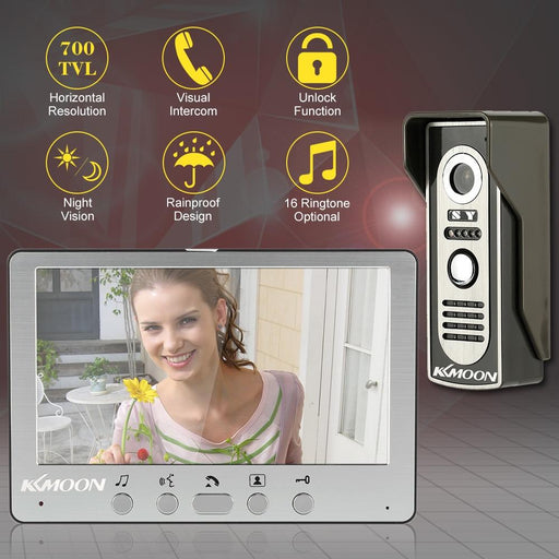 Doorbell - Visual Intercom Doorbell