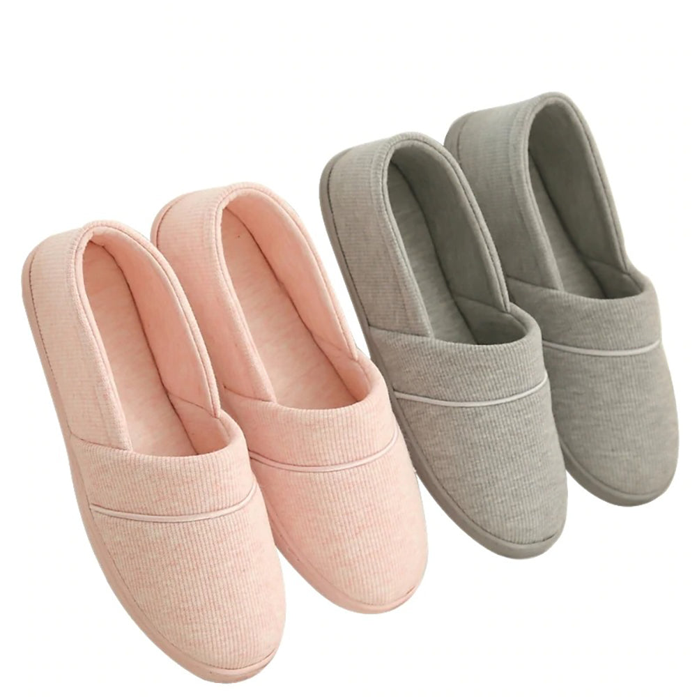 Thermal Cotton-Padded Indoor Shoes