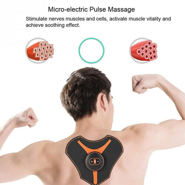 Hot & Cold Pads - Multi-functional Shoulder Neck Massage Pad