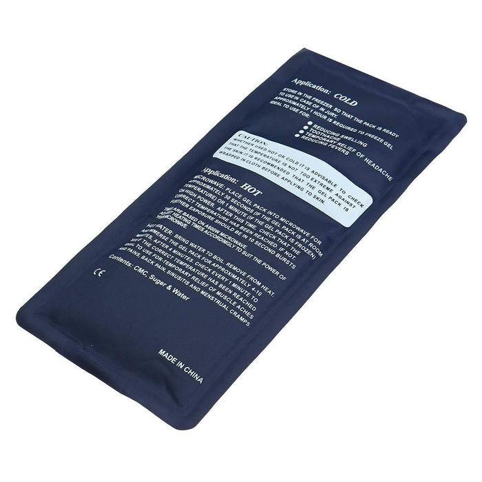 Hot & Cold Pads - Reusable Hot Cold Therapy Pack Gel Pad