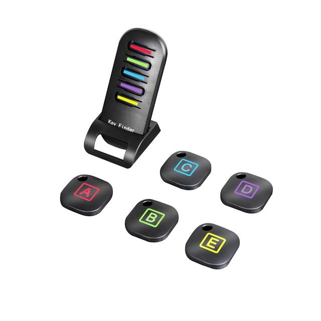Key Finder Locator - 5 In 1 Anti Lost Wireless Key Finder