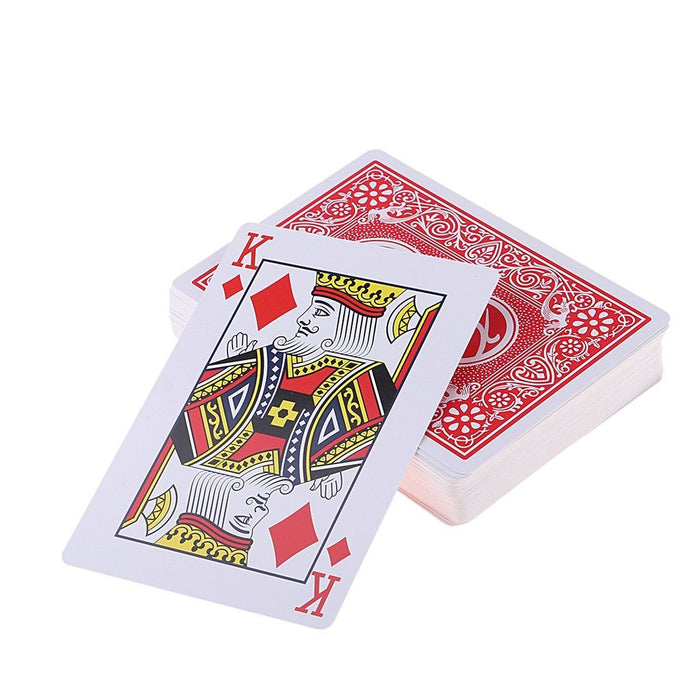 Playing Card - Extra Large Poker Funny Playing Cards