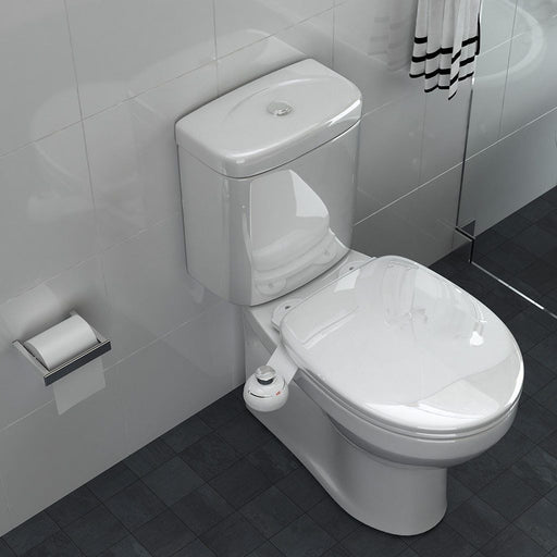Sanitary Bidet - Toilet Seat Mechanical Bidet Sprayer