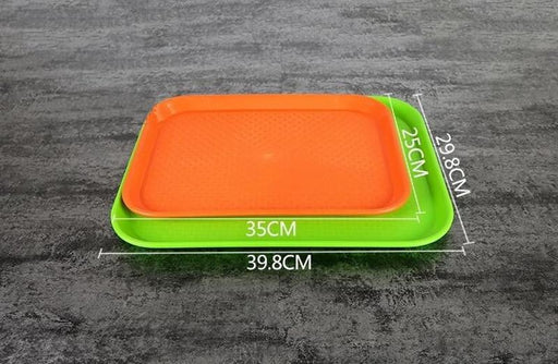 Serving Tray - Colorful Tableware Tray
