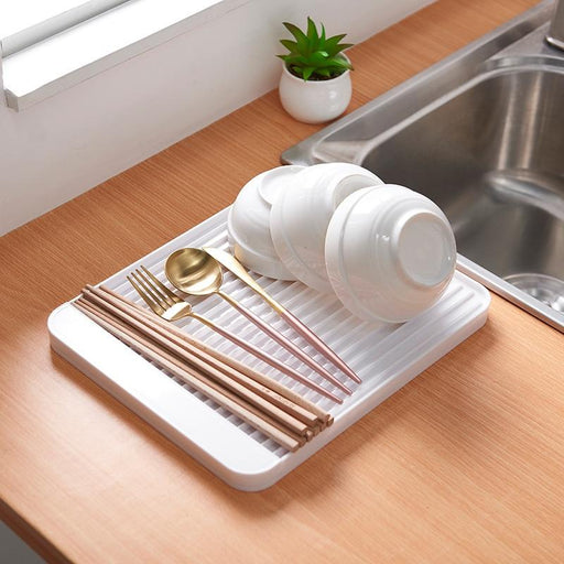 Serving Tray - Multifunctional Kitchen Drain Tray