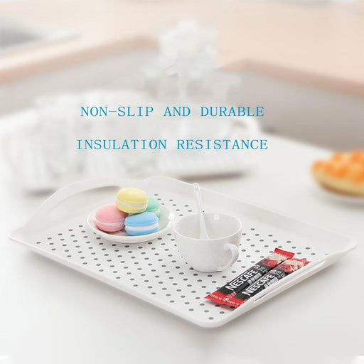 Serving Tray - Non-slip Serving Tray