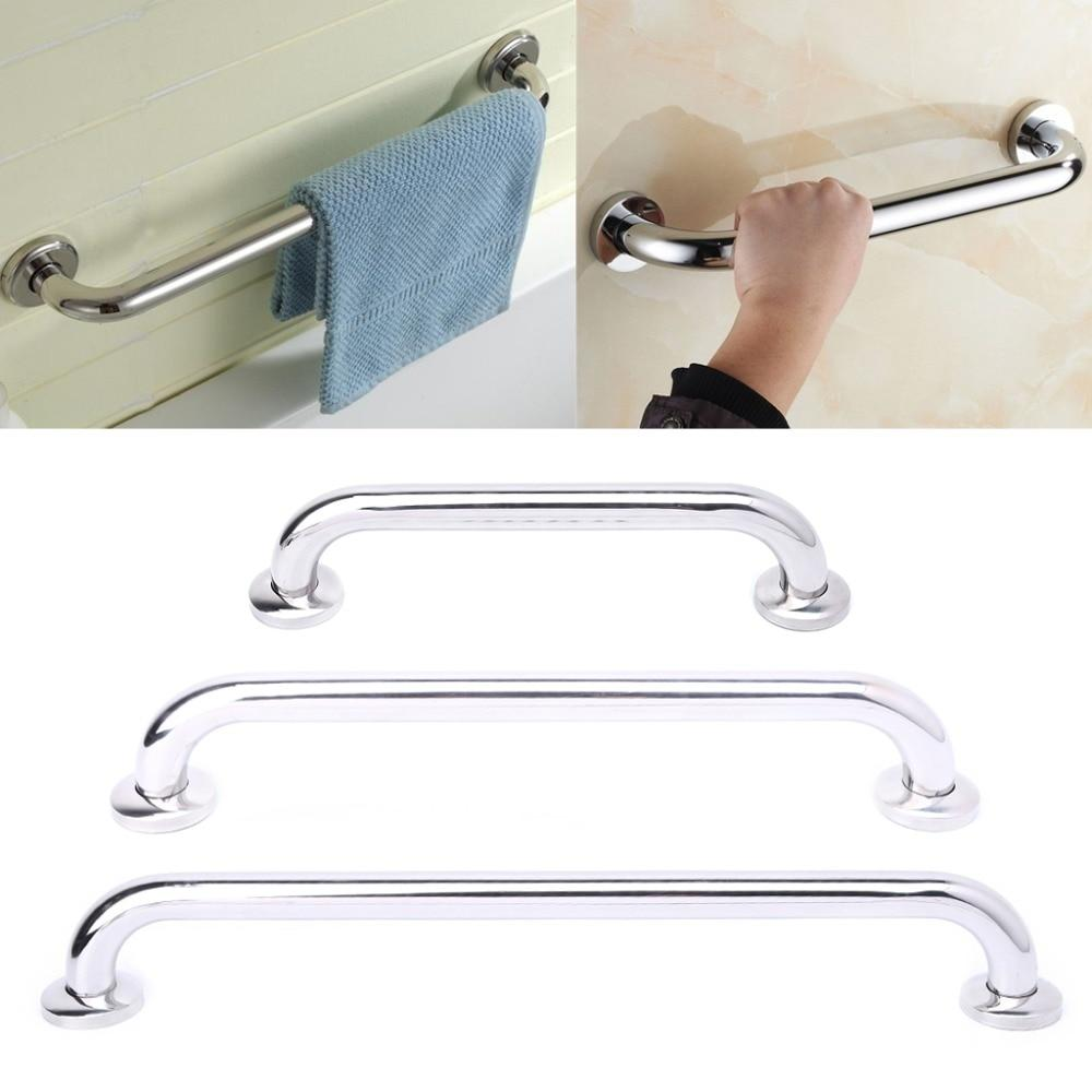 Shower Grab Bar - Stainless Steel Bathroom Tub Handrail