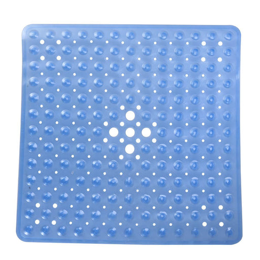 Slip Resistant Bath Mat - Square Bath Shower Safety Mats