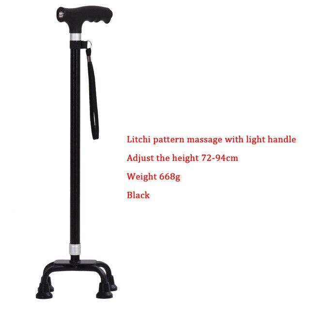 Specialty Canes - Adjustable Telescopic Walking Cane