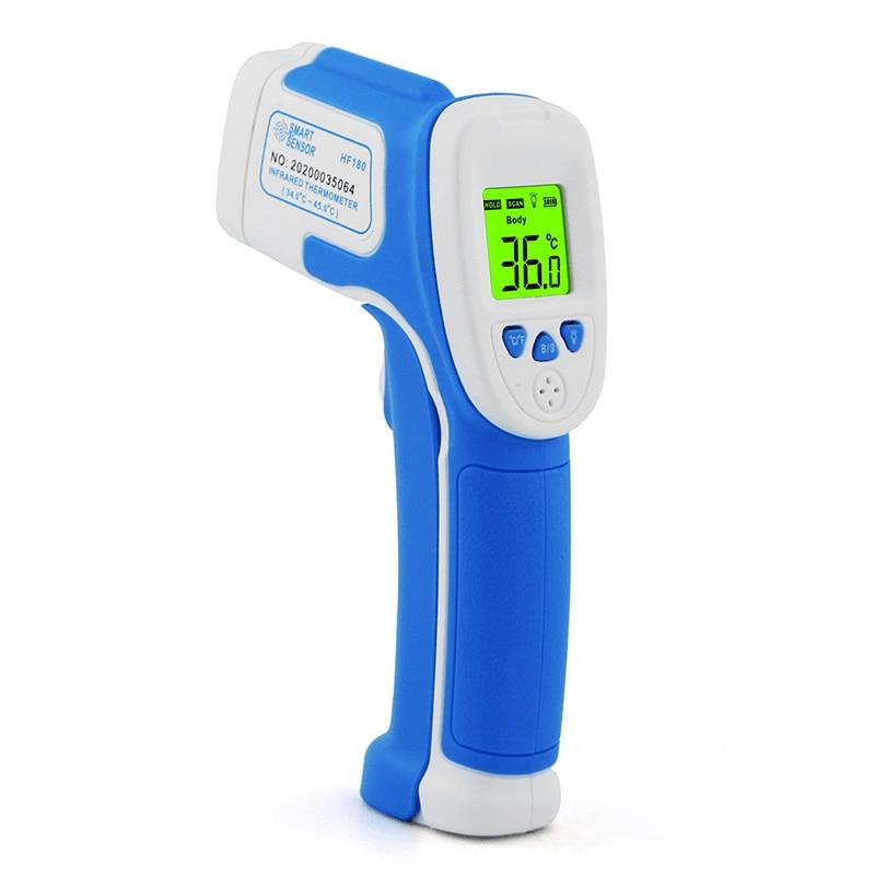 Thermometers - Non - Contact Digital Infrared Thermometer