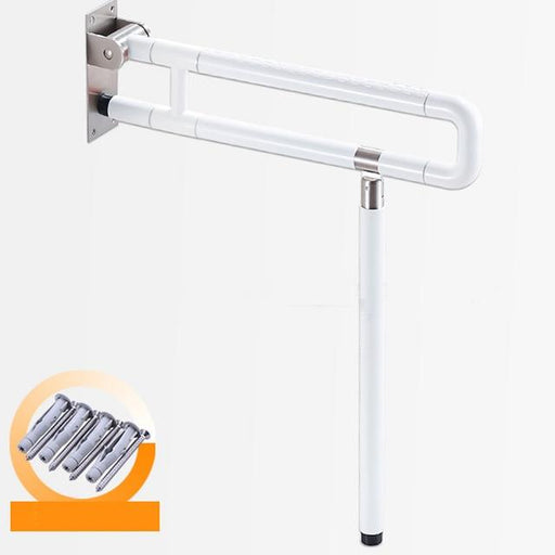 Toilet Safety Frame - Flip-Up Toilet Safety Frame