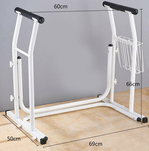 Toilet Safety Frame - Stand Alone Toilet Safety Rail
