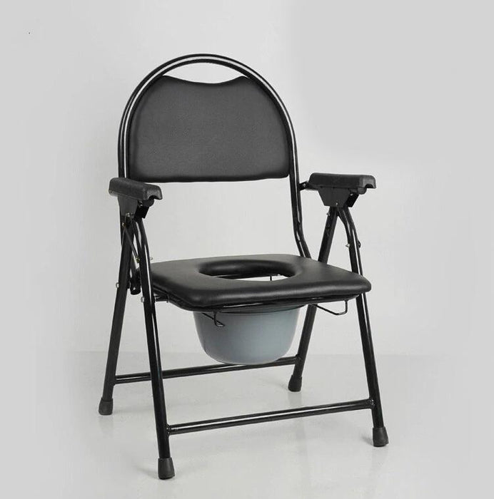 Toilet Safety Frame - Toilet & Bedside Commode Chair