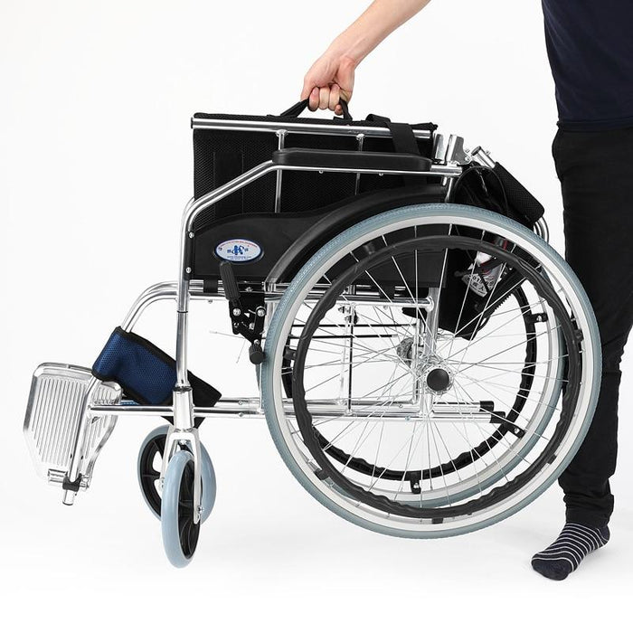 Wheelchairs - Heavy Duty Folding Wheelchairs