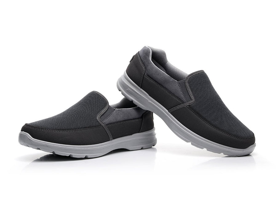 Womens Footwear - Canvas Breathable Slip-on Shoes