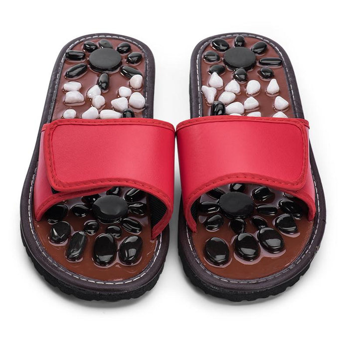 Womens Footwear - Therapy Pebble Stone Slipper