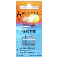 Pony - Gold Eye Hand Sewing Needles - Wool