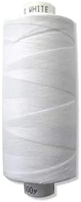 Coats Moon Sewing Thread - White