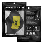 face masks onyx attire