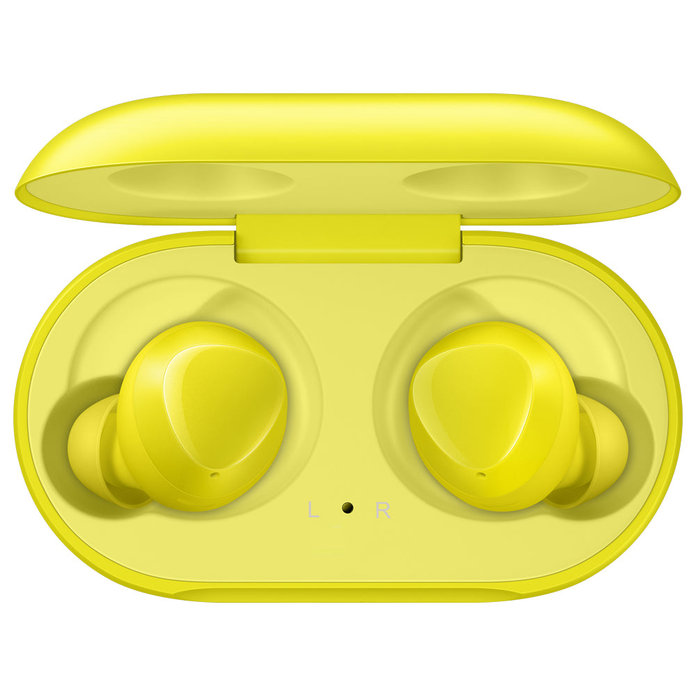 Samsung Galaxy Buds Bluetooth Headphones Yellow