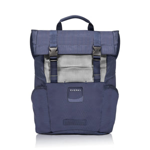 Everki ContemPRO Roll Top Laptop Backpack up to 15.6in Navy