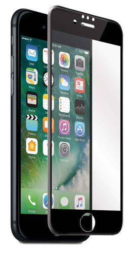 Blu Element 3D Curved Glass Screen Protector Black for iPhone 8/7/6S/6