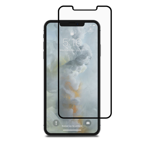 Moshi IonGlass Privacy Screen Protector Black for iPhone XS Max