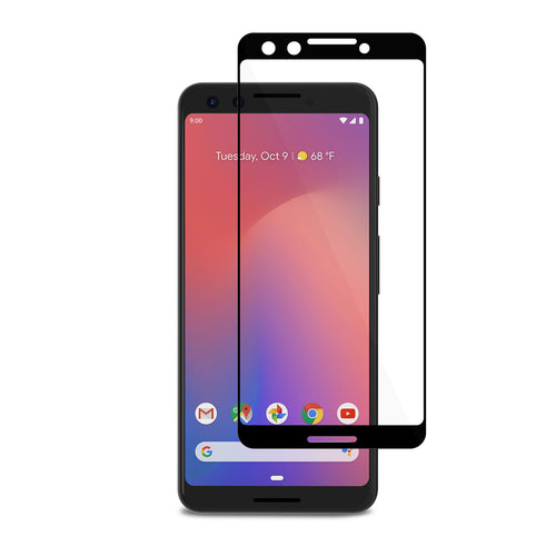 Moshi IonGlass Screen Protector Black for Google Pixel 3