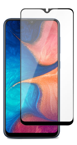 Blu Element 3D Curved Glass Screen Protector for Samsung Galaxy A20