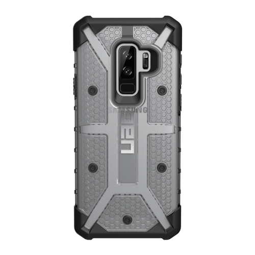 UAG UAG Plasma Rugged Case Clear for Galaxy S9+