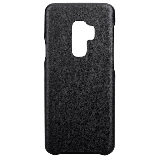 Blu Element Velvet Touch Case Black for Samsung Galaxy S9+