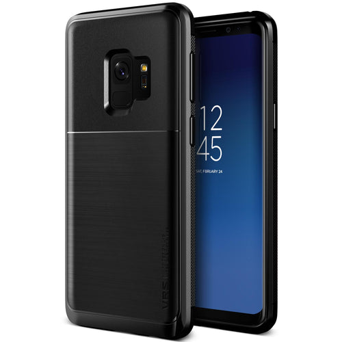 Vrs Design High Pro Shield Slim Case Black for Galaxy S9+