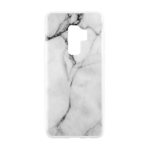 Blu Element Mist Fashion Case White Marble for Galaxy S9+