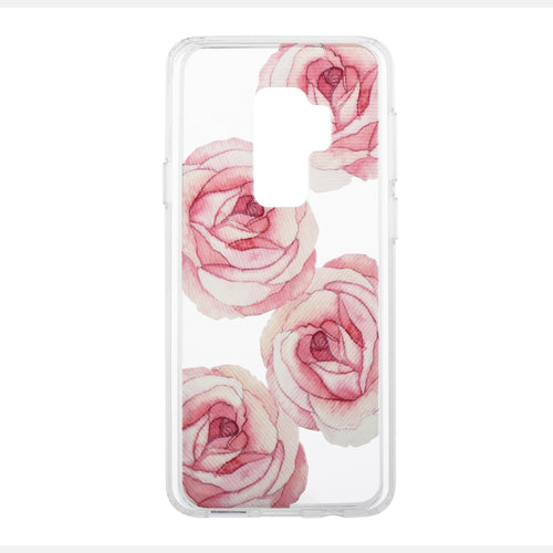 Blu Element Mist Fashion Case Rosie Roses for Galaxy S9+