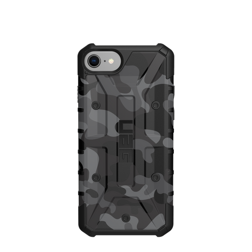 UAG Pathfinder Rugged Case Midnight Camo (Black) for iPhone 8/7/6S/6