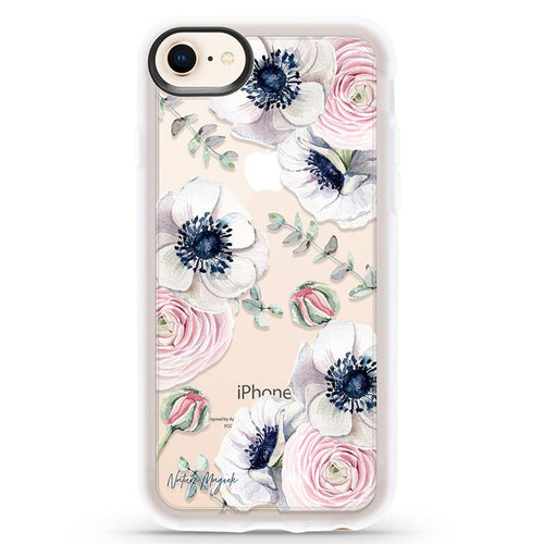 Casetify Grip Case Blossom Love for iPhone 8/7/6S/6