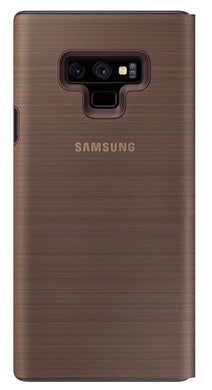 Samsung LED View Cover Brown for Galaxy Note9
