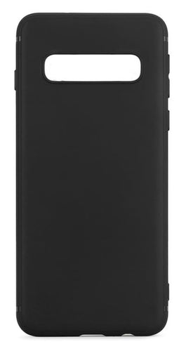 Blu Element Gel Skin Case Black for Samsung Galaxy S10+