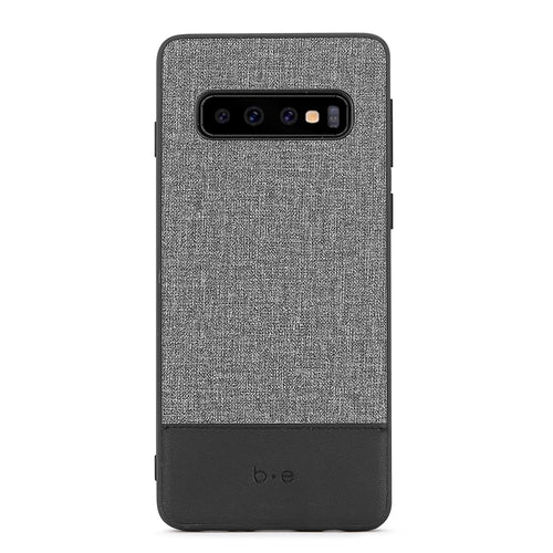 Blu Element Chic Collection Case Gray/Black for Samsung Galaxy S10+
