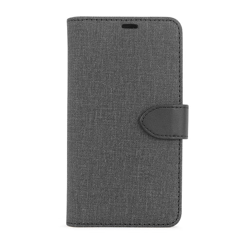 Blu Element 2 in 1 Folio Case Black/Black for Samsung Galaxy S10+