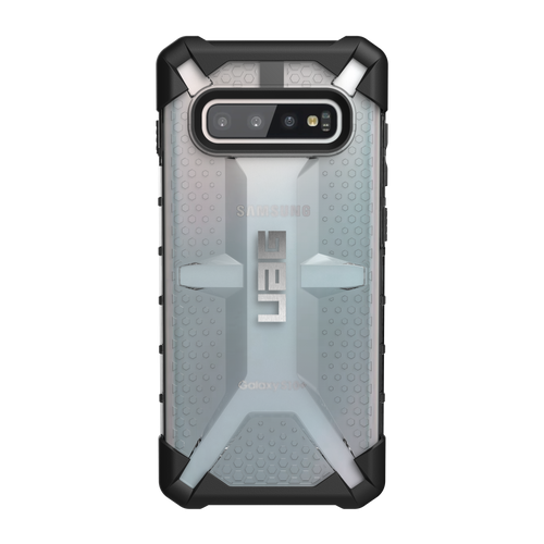 UAG Plasma Rugged Case Ice (Clear) for Samsung Galaxy S10+