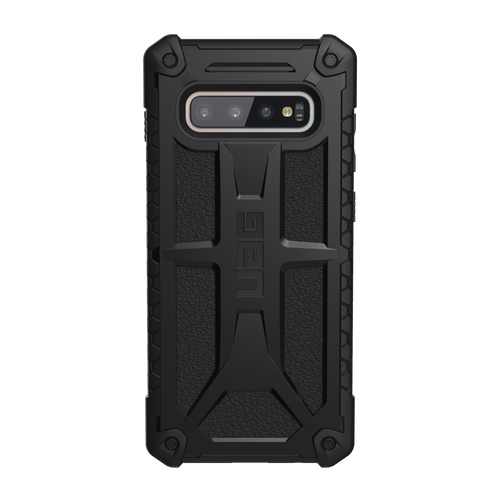 UAG Monarch Rugged Case Black (Matte) for Samsung Galaxy S10+