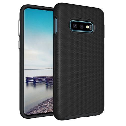 Blu Element Armour 2X Case Black for Samsung Galaxy S10+