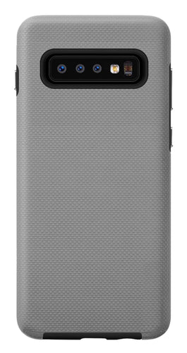 Blu Element Armour 2X Case Gray for Samsung Galaxy S10+